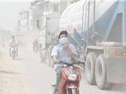 Người Hà Nội gặp nguy vì ô nhiễm không khí?