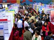 Hơn 400 học sinh tham dự cuộc thi khoa học cấp quốc gia