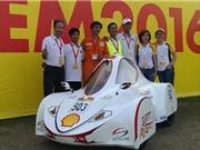Việt Nam giành giải nhất về sáng chế xe tiết kiệm nhiên liệu châu Á