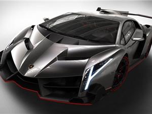 """Cận cảnh """"quái thú tốc độ"""" giá hơn 40 tỷ của Lamborghini"""
