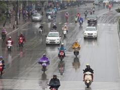 Bắc Bộ rét đậm trở lại, Hà Nội sáng và đêm có mưa