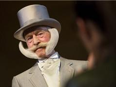 """Những """"dị nhân"""" sở hữu bộ râu kỳ lạ nhất thế giới"""