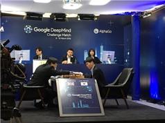 Trí tuệ nhân tạo AlphaGo thắng kỳ thủ cờ vây 9 đẳng