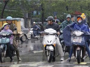 Dự báo thời tiết hôm nay (13/3): Hà Nội mưa nhiều, Bắc Bộ trời rét