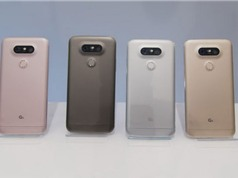 """5 điểm đáng """"đồng tiền bát gạo"""" trên LG G5"""
