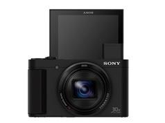 """Sony ra mắt máy ảnh compact siêu zoom, giá """"hạt dẻ"""""""