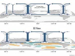 Lý giải El Nino mang hạn hán kỷ lục đến Đông Nam Á