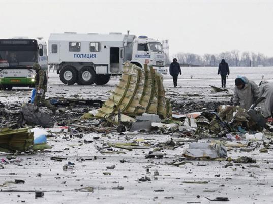Cập nhật thông tin vụ rơi máy bay ở Nga