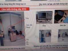Việt Nam tự nghiên cứu, chế tạo mực in nano kim loại