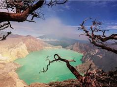 Chùm ảnh 10 hồ miệng núi lửa ấn tượng nhất thế giới