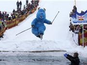Khám phá cuộc thi trượt tuyết kỳ quặc nhất hành tinh
