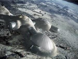 Năm 2030, con người sẽ có khu nghỉ dưỡng trên Mặt trăng?