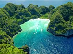 """""""Điểm danh"""" 10 hòn đảo đẹp nhất tại Thái Lan"""