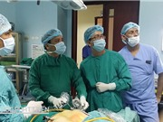 Chương trình KC.10/11-15: Ứng dụng nhiều kỹ thuật cao cứu người