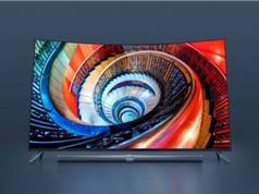 Xiaomi ra mắt TV 4K 65 inch màn hình cong, mỏng hơn iPhone 6s