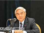 Bộ trưởng Nguyễn Quân tọa đàm cùng trí thức Việt kiều