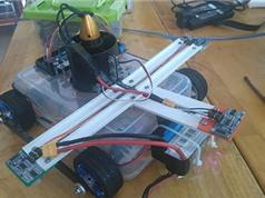 Phát kiến sáng tạo robot lau kính thông minh