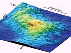 Núi lửa lớn nhất hệ Mặt Trời núp dưới Thái Bình Dương