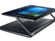Chiêm ngưỡng chiếc laptop biến hình của Acer