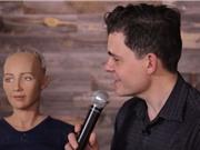 """Clip: Robot thông minh tuyên bố sẽ """"xóa sổ"""" loài người"""