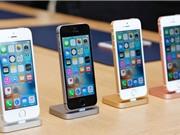 """Bị """"ném đá"""", iPhone SE vẫn nhận lượng đơn đặt hàng cực """"khủng"""""""