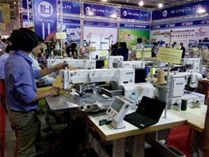 Khai mạc Triển lãm quốc tế ngành công nghiệp dệt may 2016