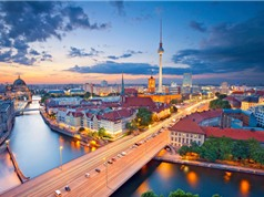 Top 10 thành phố du lịch lý tưởng nhất châu Âu