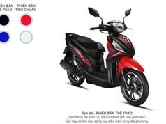 SYM Shark Mini 125 EFI: Đối thủ xứng tầm của Honda Vision
