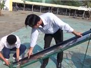 9X Việt chế tạo máy lọc nước mặn thành nước ngọt