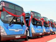 TP.HCM đẩy mạnh đầu tư xe buýt chạy CNG