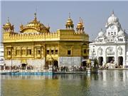 Đền Vàng Ấn Độ xỉn màu vì ô nhiễm