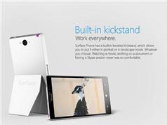 Microsoft tung 3 mẫu điện thoại mới mang tên Surface vào 2017