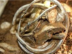 Phát hiện hàng loạt báu vật của người Viking