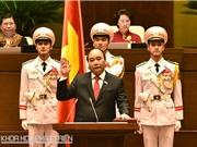 Tân Thủ tướng cam kết nâng cao hiệu quả phòng chống tham nhũng