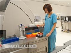 Chỉ200.000 đồng cho xét nghiệm máu phát hiện ung thưsớm
