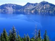 Top hồ nước tự nhiên sâu nhất thế giới