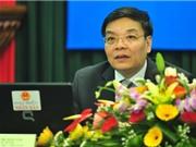 Ông Chu Ngọc Anh giữ chức Bộ trưởng Bộ Khoa học và Công nghệ