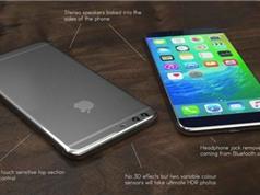 iPhone 7 sẽ có thiết kế siêu mỏng, tăng dung lượng pin