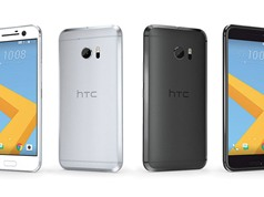 """HTC 10 chính thức trình làng với cấu hình """"khủng"""", camera ấn tượng"""