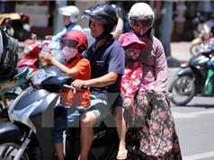 Nắng nóng diện rộng tiếp tục xảy ra, Hà Nội oi nóng 32 độ C