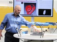 Máy scan 3D công nghệ cao ra mắt thị trường Việt Nam