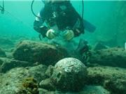 Khai quật tàu đắm lâu đời nhất thuộc Kỷ nguyên khám phá tại Oman