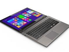 Satellite Radius 15: Laptop lai màn hình 4K của Toshiba
