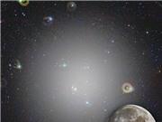 Phát hiện một thiên hà khổng lồ quay quanh chúng ta