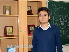 """PGS-TSKH  Phạm Hoàng Hiệp: """"Nghiên cứu toán học giống như phát triển thể thao"""""""