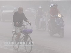 Không khí ở Hà Nội đang ngày càng độc, hại