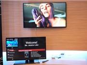 Chiêm ngưỡng loạt màn hình lạ mắt của LG tại Việt Nam