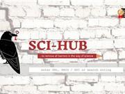 Sci-hub và cuộc đấu tranh kỳ lạ về sở hữu trí tuệ