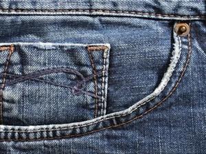 Đinh tán trên túi quần jean có lợi ích gì?
