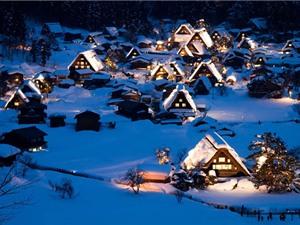 Những ngôi làng đẹp như trong truyện cổ tích trên toàn thế giới